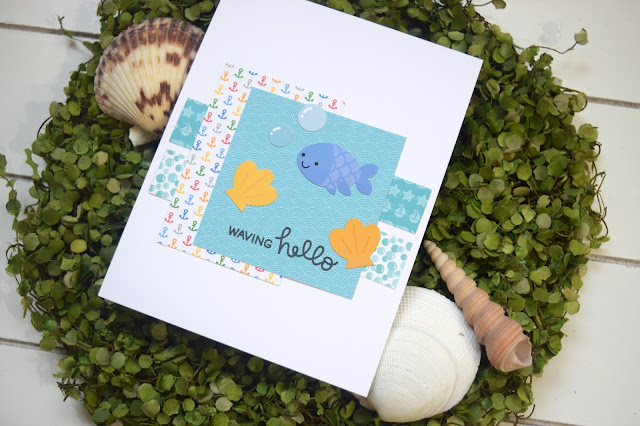 Doodlebug Design Anchors Aweigh by Jess Crafts
