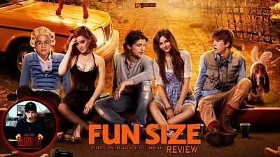 Fun Size 2012 Dual Audio Full Hindi Movie DVDScr 300MB 480p BluRay