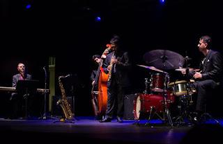 Tarde de jazz con Orbis Tertius en el Ágora de la Ciudad de Xalapa - México / stereojazz