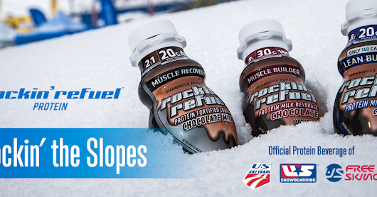 Enter to Win a VIP Ski Getaway in Rockin' Refuel's Rockin' the Slopes Sweepstakes!