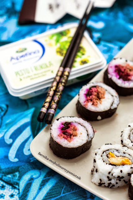 Domowe sushi maki z twistem