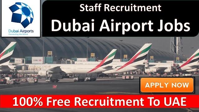 Dubai Airport Jobs -2020 | Jobs In Dubai |