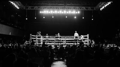 velada boxeo aficion