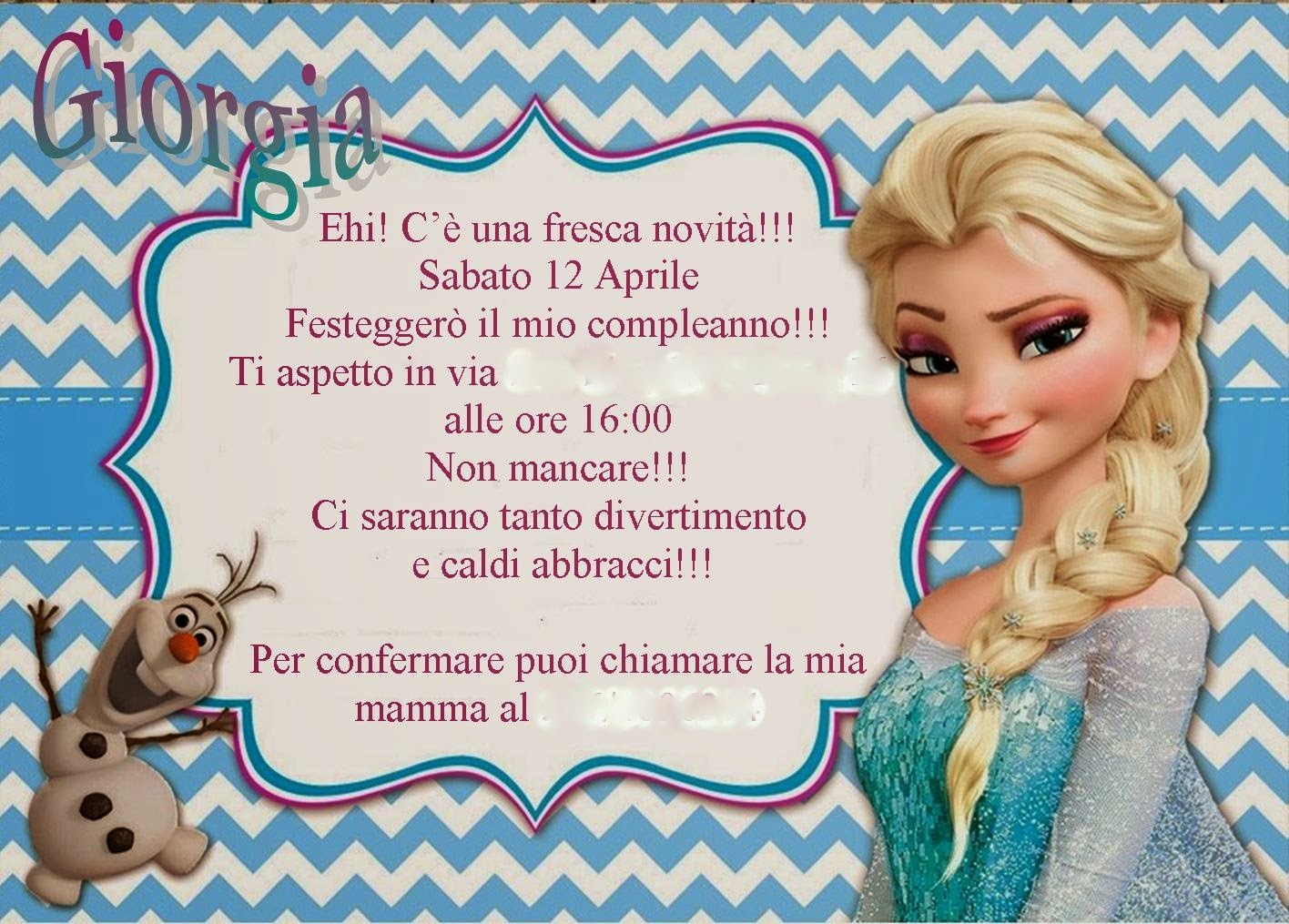 Conosciuto Il Borgo dei Sogni: Cucito e Festa a Tema: Vestito Elsa Regina dei  MC49