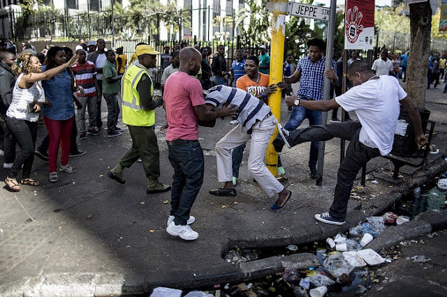 Xenophobia: Why Victims Will Not Be Compensated - Envoy