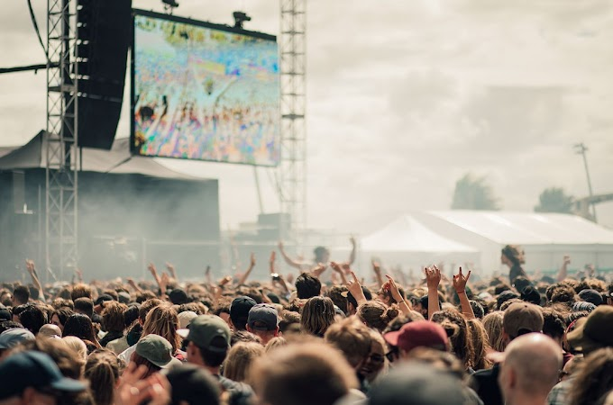 Would You Attend a Socially Distant Music Festival?