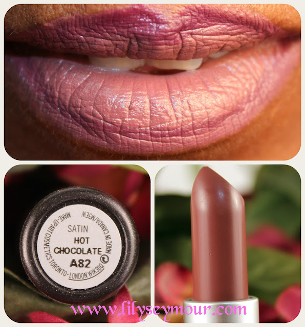 Mac Hot Chocolate Lipstick