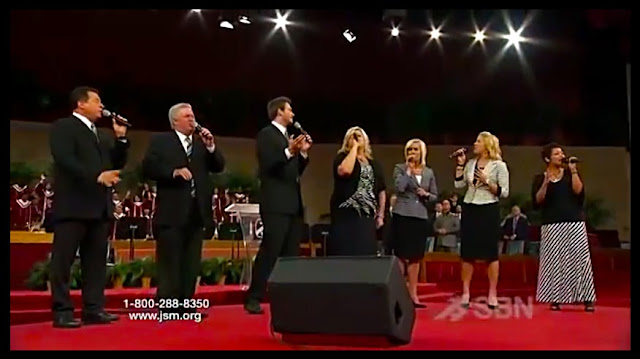 Joseph Larson & Sonlife Band - Didn't I Walk On The Water - Sonlife TV -  Screen Capture From The Video