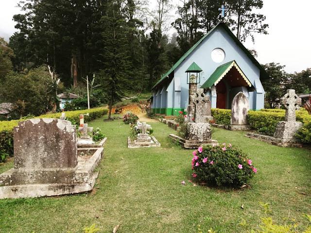 iglesia haputale