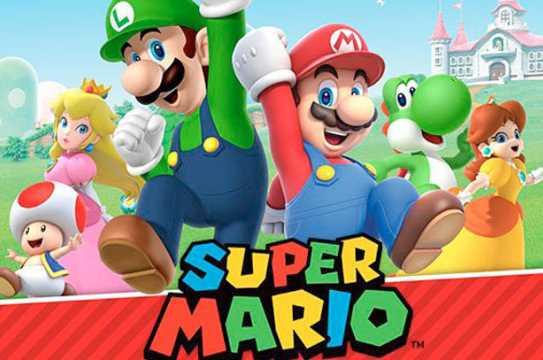 Suреr Mario Brоѕ Game For Thе Classic NES
