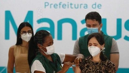 juiza suspende vacina manaus falta transparencia