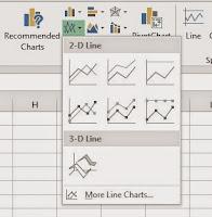 excel 2013 insert chart