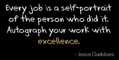 Excellence At Work Quotes
