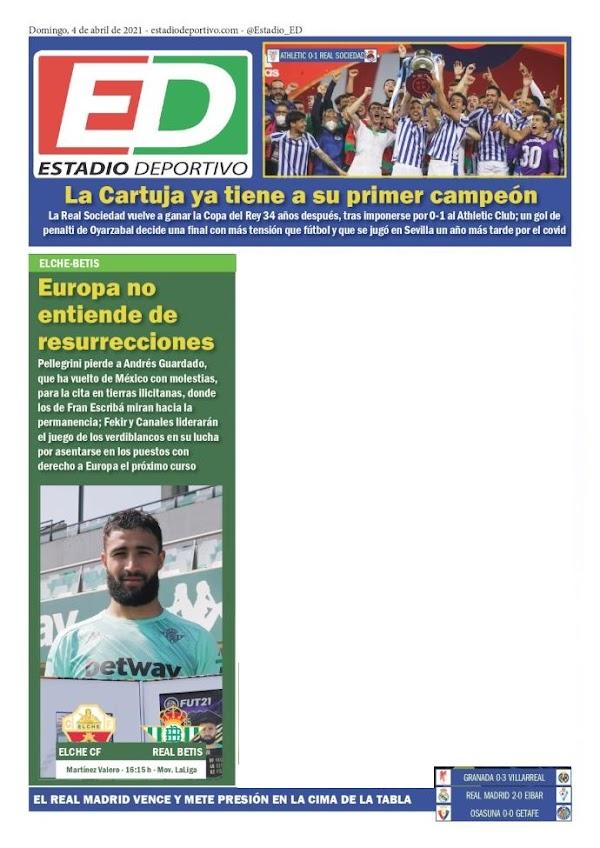 """Betis, Estadio Deportivo: """"Europa no entiende resurrecciones"""""""