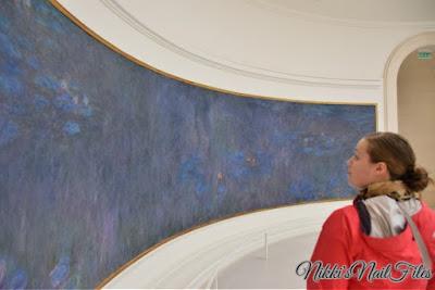 Monet, Monet Landscape; Musee d'orangery