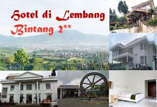 Hotel di Lembang Bintang 2
