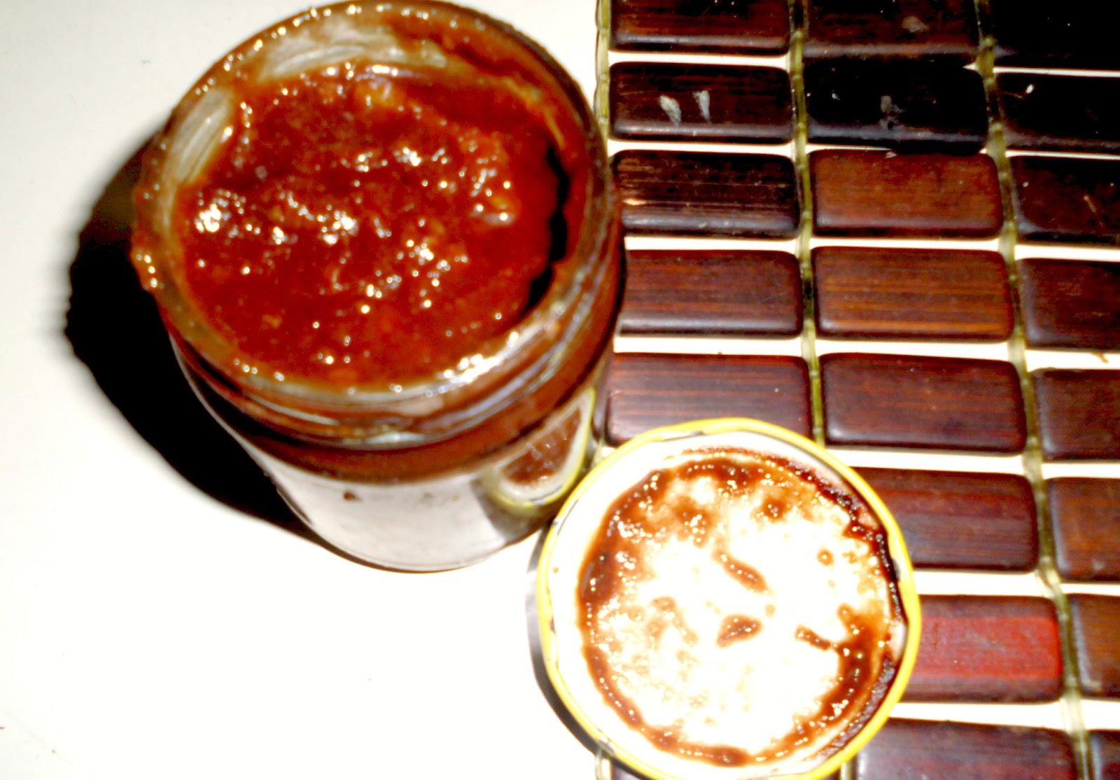 marmellata pere e cacao fatta in casa