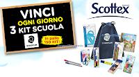 Logo Scottex ti regala il Kit scuola Staedtler ! 150 kit in palio