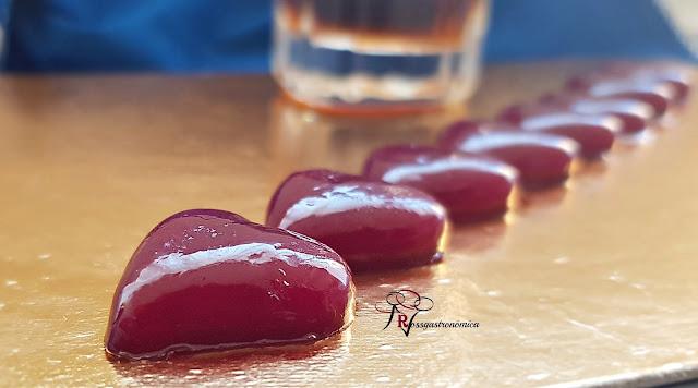 Gominolas de vino tinto