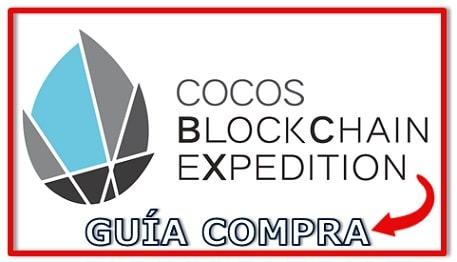 Comprar y Guardar en Wallet Cocos BCX Paso a Paso