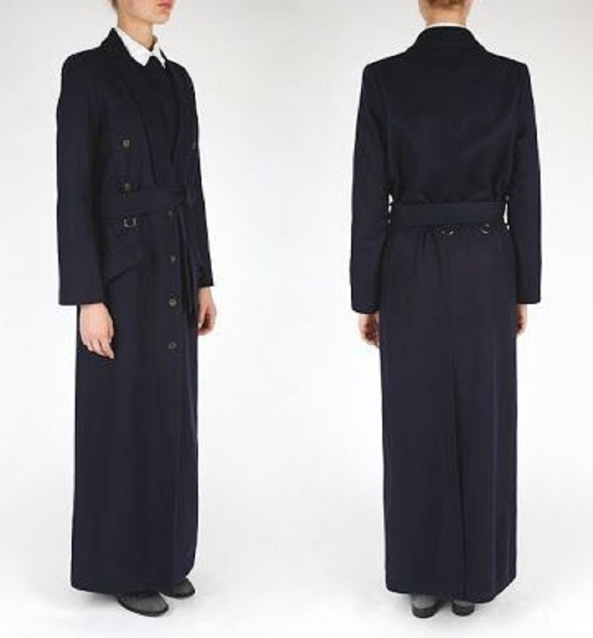 Crown Princess Mary wore Fonnesbech Aignon Trench Coat