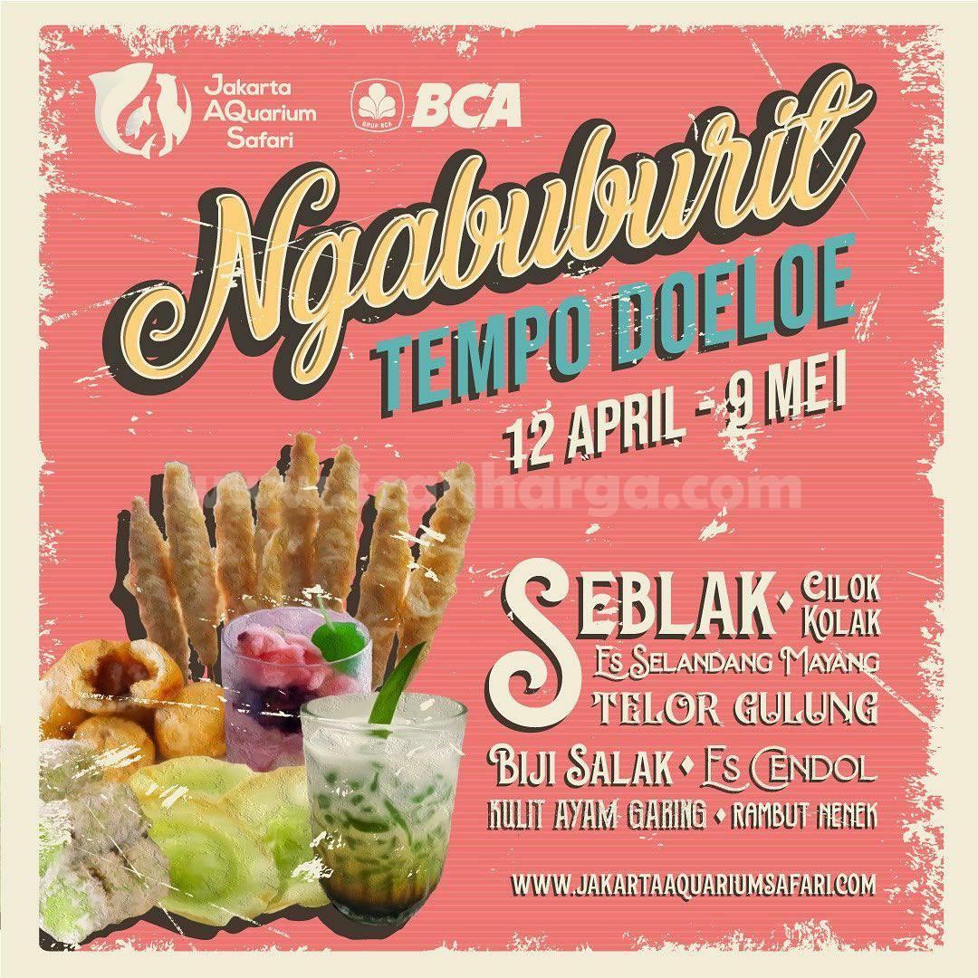 Jakarta Aquarium Safari - Ngabuburit Tempo Doeloe Spesial bareng BCA