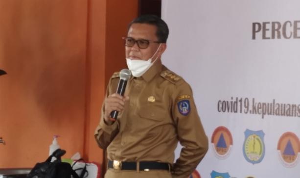 Gubernur Sulsel Apresiasi Upaya Bupati Putus Mata Rantai Penyebaran COVID-19 Di Selayar