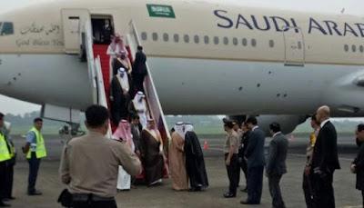 400 Orang Rombongan Raja Salman Dijadwalkan Tiba Hari Ini