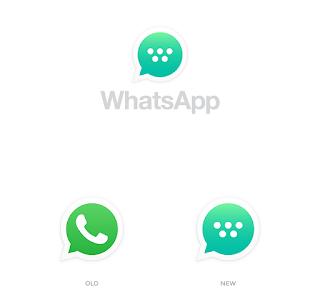 E se o WhatsApp desse uma repaginada na identidade visual?