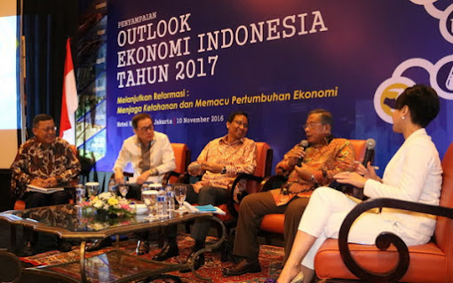Prospek Ekonomi Indonesia 2017