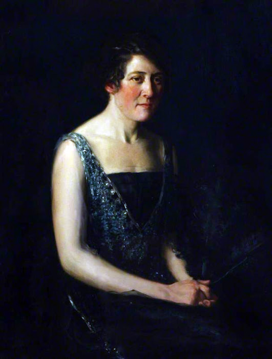 David Prophet Ramsay, International Art Gallery, Portrait of Beatrice Elizabeth Hewat