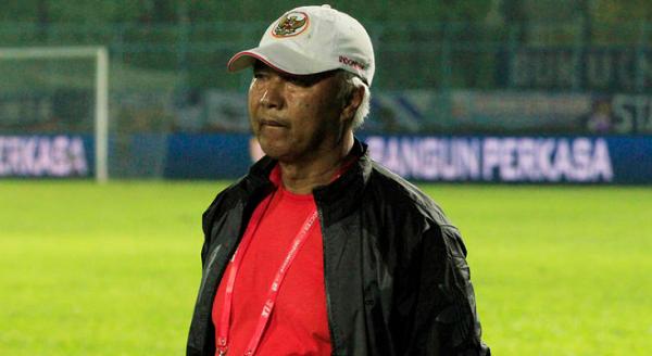 Ditahan Imbang PSM, Pelatih Persegres Anggap Wasit Memihak Klub Besar