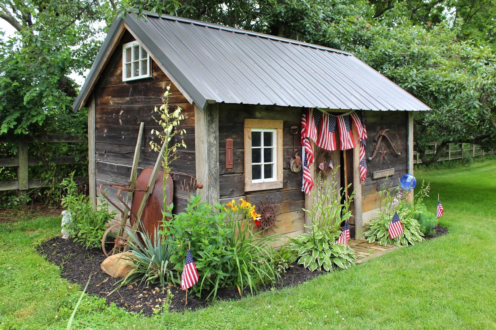 Ohio Thoughts Restoration Of Original Chicken Coop
