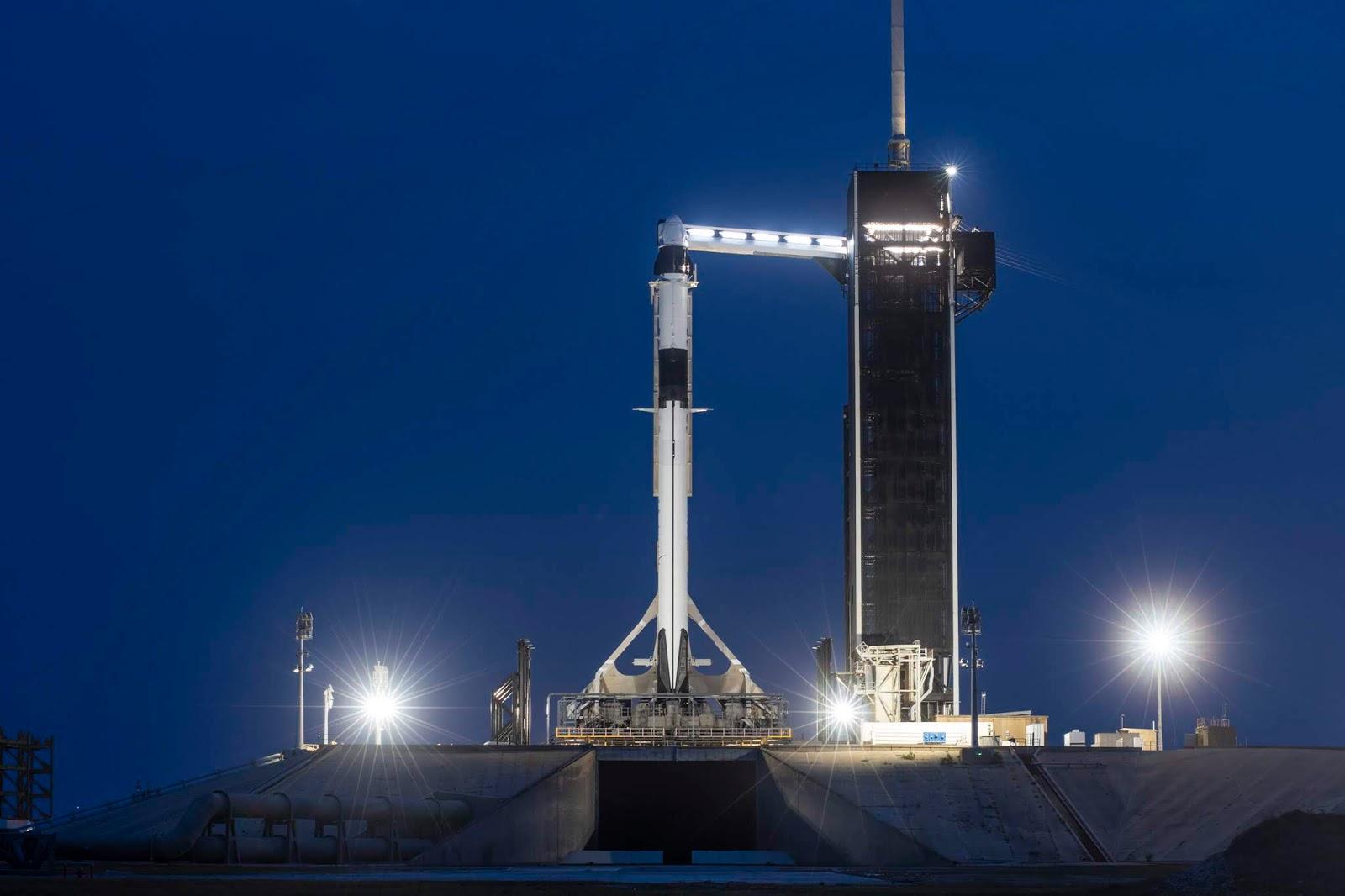 [Diretta] Il lancio nello Spazio di SpaceX