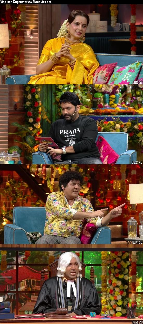 The Kapil Sharma Show 11 September 2021 HDTV 720p 480p 300MB
