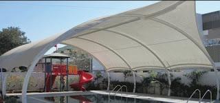 tenda membrane jakarta timur