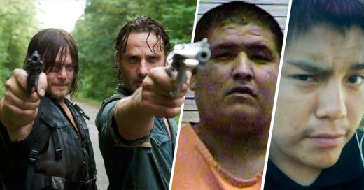 Hombre asesina a su amigo porque se convertiría en un zombi