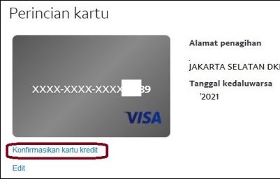Cara Mudah Verifikasi Paypal Gratis Dengan Kartu Jenius