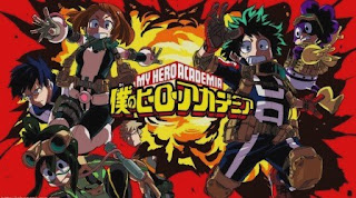 Anime My Hero Academia, link nonton Anime My Hero Academia,  My Hero Academia anime, My Hero Academia di iqiyi, genre anime My Hero Academia, anime My Hero Academia sub indo