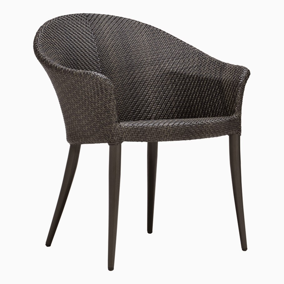 Janus et cie Wing outdoor dining chair