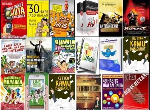 Download Gratis Kumpulan Ebook Panduan Bisnis Brangkas Digital