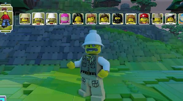 Game Lego Gratis