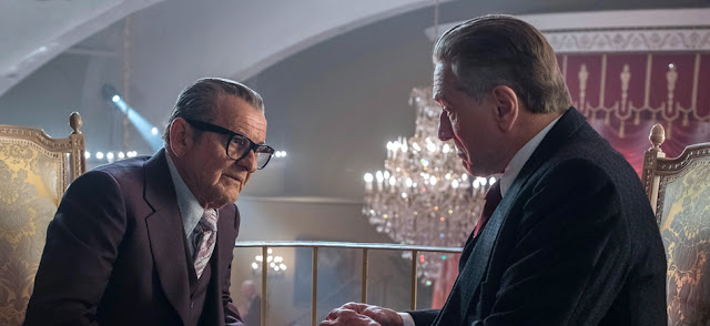 Robert De Niro Joe Pesci Martin Scorsese | The Irishman Netflix