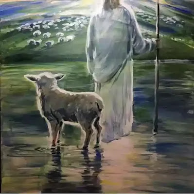 The Shepherd enjoys an enviable lot because he roams from morning to evening all along the valleys.