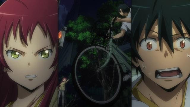Hataraku Maou-sama! ผู้กล้าซึนซ่าส์กับจอมมารสู้ชีวิต (The Devil Is a Part-Timer!: はたらく魔王さま!)