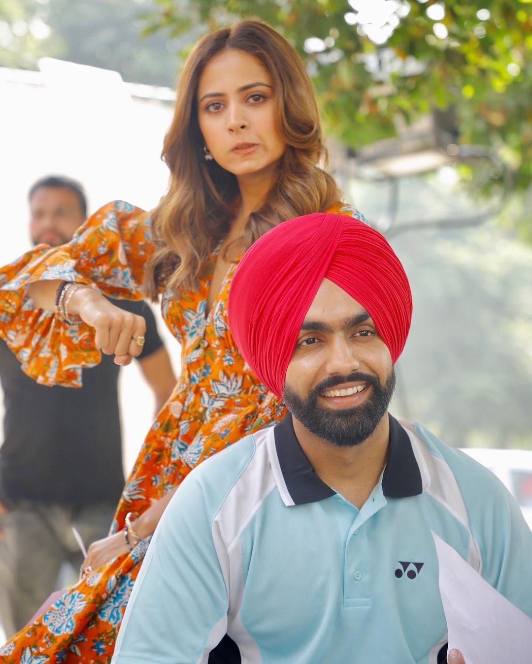 Qismat 2 Ammy Virk, Sargun Mehta & Tania - New Punjabi Movie 2021