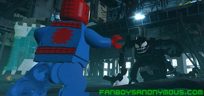 Let's Play LEGO Marvel Superheroes