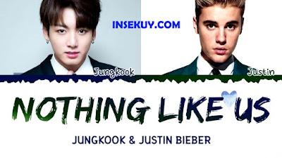 Lirik Lagu Nothing Like Us ( Justin Bieber ) & Terjemhan, Makna, Arti