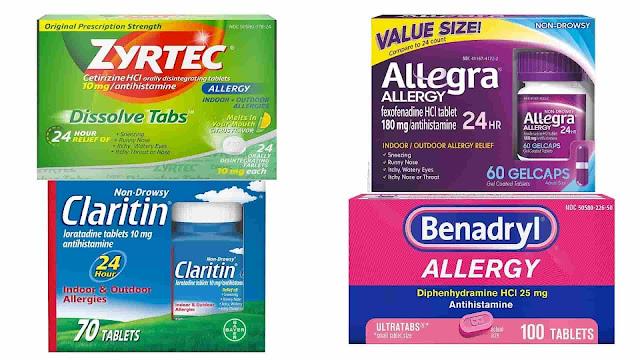 مضادات الهيستامين