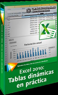 Video2Brain: Excel 2010: Tablas dinámicas en práctica (2012)